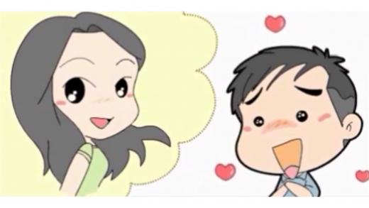 love story animation